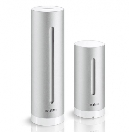Метеостанция Netatmo Urban Weather Station цвет white ARE-NWS01-EC – фото 10541.41