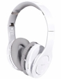 ������ Bluetooth ��������� ��� iPhone, iPad, Samsung � HTC Puro Headsets V2.1 ���� White BTHS01WHI