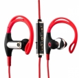 Наушники Hoco Wireless In-Ear Headphones Bluetooth с микрофоном цвет red EPB03
