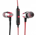 Наушники Hoco Magnetic Wireless Sport Earphone Bluetooth цвет red EPB02