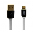 Кабель Lightning для iPhone, iPad и iPod JUST Rainbow Lightning to USB Cable цвет White (LGTNG-RNBW-WHT)