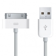 ������������ ������ USB ��� iPhone 3/4/4S � iPad 2/3 Apple Dock Connector to USB Cable 30-pin MA591