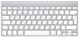 ������������ ���������� Apple Wireless Keyboard (MC184RU/B)
