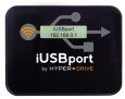 Беспроводной медиацентр для iPhone, iPad, Samsung и HTC HyperDrive iUSBport, цвет Black (hj_iUSBport-blk)