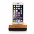 Подставка для iPhone для iPhone 4 / 4S / 5 / 5S / 6 Samdi Charger Dock цвет Wood / Black