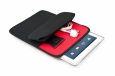 Набор чехлов для iPad 3 и iPad 4 Capdase Soft Jacket Value Set Xpose + SlipinBoard Set, цвет black (SJAPIPAD3-PST1)