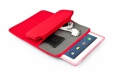 Набор чехлов для iPad 3 и iPad 4 Capdase Soft Jacket Value Set Xpose + SlipinBoard Set, цвет red (SJAPIPAD3-PS99)