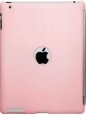 ����������� ����� �� ������ ������ iPad 3 � iPad 4 iCover Candy Rubber, ���� Baby Pink (NIA-CAR-BP)