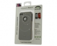 Пластиковый чехол для iPhone 4/4S iCover Swarovski Geometric Mirror, цвет Dark Silver (IP4-SW3-DS)
