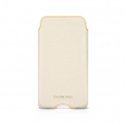 Кожаный чехол для iPod Touch 4G Beyzacases Zero Series Leather Case цвет белый/flo white BZ20331 – фото 2256.47