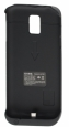 �����-����������� ��� Samsung Galaxy S5 Mini EXEQ HelpinG-SC09 3300 mAh ���� black
