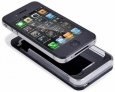 Чехол-аккумулятор для iPhone 4 и 4S MiPow MACA Color Power Case 2200 mAh цвет silver SP103A-GR – фото 3160.49