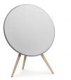 Акустическая система для iPhone и iPad Bang & Olufsen BeoPlay A9 цвет White Cover/Maple Legs