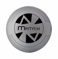 Акустическая система для iPad, iPhone, Samsung и HTC Matrix Audio NRG Universal Pocket Speaker, цвет silver