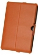 Кожаный чехол для Samsung Galaxy Note 10.1 (N8000) Optima Case, цвет orange (op-n8000-or)