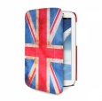 Чехол для Samsung Galaxy Note 8.0 (n5100) PURO Flag Zeta Slim Case, цвет UK (GTABNOTE8ZETASUK1)