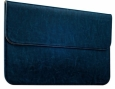 "Кожаный чехол для Apple MacBook Air 11"" i-Carer Genuine Leather Series цвет blue RMA111bl"