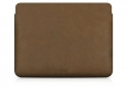 Кожаный чехол для iPad 3 и iPad 4 BeyzaCases RetroSlim Lateral Sleeve, цвет Flo Brown (BZ19830)