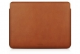 Кожаный чехол для iPad 3 и iPad 4 BeyzaCases RetroSlim Lateral Sleeve, цвет Flo Tan (BZ19823)