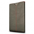 Кожаный чехол для iPad 3 и iPad 4 Beyzacases Zero Series Leather Sleeve, цвет Black (BZ20003)