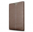 Кожаный чехол для iPad 3 и iPad 4 Beyzacases Zero Series Leather Sleeve, цвет Brown (BZ20034)
