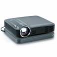 Портативный проектор для iPad, iPhone, iPod, Samsung и HTC Brookstone Pocket Projector Pro