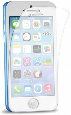 Защитная пленка для экрана iPhone 5C iCover Screen Protector Anti-shock (IPM-AS/SP-HC) – фото 8242.41