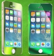 Защитное стекло для iPhone SE/5S/5/5C REMAX Crystal Series цвет Green Metall (PH5-AG06)