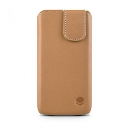 ������� ����� ��� iPhone 5 / 5S BeyzaCases Strap Motion, ���� camel (BZ25916)
