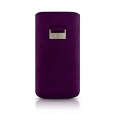 Кожаный чехол для iPhone SE/5S/5 Beyzacases Retro Strap Plus, цвет purple (BZ23288)