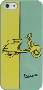 ����������� ����� �� ������ ������ iPhone 5 / 5S Vespa Hard Bicolore VEHCP5BI