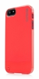 ����������� ����� �� ������ ������ iPhone 5 / 5S Capdase Polimor Jacket Polishe, ���� red (PMIH5-5199)