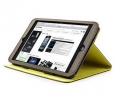 Чехол для iPad mini Capdase Folder Case Folio Canvas, цвет зеленый/green-yellow (FCAPIPADM-136E)