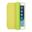 Кожаный чехол для iPad mini / iPad mini 2 (retina) Apple Smart Case, цвет желтый/yellow (ME708LL/A)
