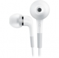 Вакуумные наушники Apple In-Ear Headphones with Remote and Mic (МE186ZM/A) цвет белый – фото 423.47