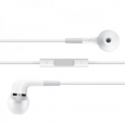 Вакуумные наушники Apple In-Ear Headphones with Remote and Mic (МE186ZM/A) цвет белый – фото 423.48