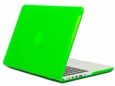 "����������� ����� ��� MacBook Pro 15"" Retina display Daav HardShell Satin ���� green D-MBPR15-RFC-Green"