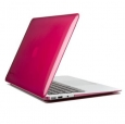"Пластиковый чехол для Macbook Air 11"" Speck SeeThru Case, цвет Raspberry Pink (SPK-A1461)"