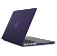 "����������� ����� ��� Macbook Pro 15"" � �������� Retina Speck SeeThru Satin, ���� Grape Purple (SPK-A1501)"