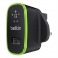 Сетевое зарядное устройство для iPhone 6 / 6S, iPhone 6 Plus/ 6S Plus и iPad Belkin Home Charger F8J052CWBLK