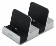Док-станция для iPhone и iPad Belkin DUAL Lightning Charging Dock (F8J135VF)