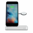 Док-станция для Apple Watch и iPhone Belkin Valet Charge Dock F8J183VFSLVAPL
