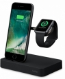 Док-станция для Apple Watch и iPhone Belkin Valet Charge Dock цвет черный F8J183vfBLK – фото 23212.50