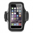 Спортивный чехол для iPhone 6 / 6S Belkin Slim-Fit Plus Armband цвет black F8W499BTC00