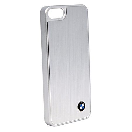 Чехол-накладка для iPhone 5C BMW Brushed Aluminium Hard цвет серебристый BMHCPMMBS – фото 8774.41