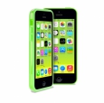 ����������� ������ ��� iPhone 5C Puro Bumper, ���� green (IPCCBUMPERGRN)