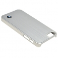 Чехол-накладка для iPhone 5C BMW Brushed Aluminium Hard цвет серебристый BMHCPMMBS – фото 8774.48