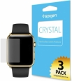 �������� ������ ��� Apple Watch SGP-Spigen Film Crystal � ���������� 38 �� ���� clear SGP11482
