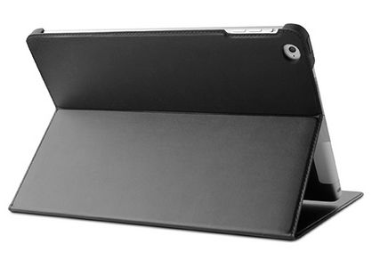 Чехол для iPad Air 2 Puro Booklet Slim Case цвет черный IPAD6BOOKSBLK – фото 12964.41
