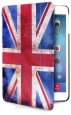 Кожаный чехол для iPad Air Puro Flag Zeta Slim case цвет uK IPAD5ZETASUK